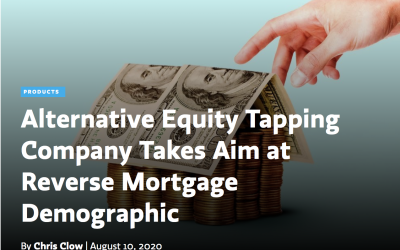 QuantmRE Takes Aim at Reverse Mortgage Demographic – Reverse Mortgage Daily