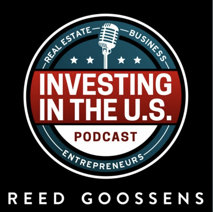 Matthew Sullivan interviewed on the 'Investing in the US' Podcast with Reed Goossens