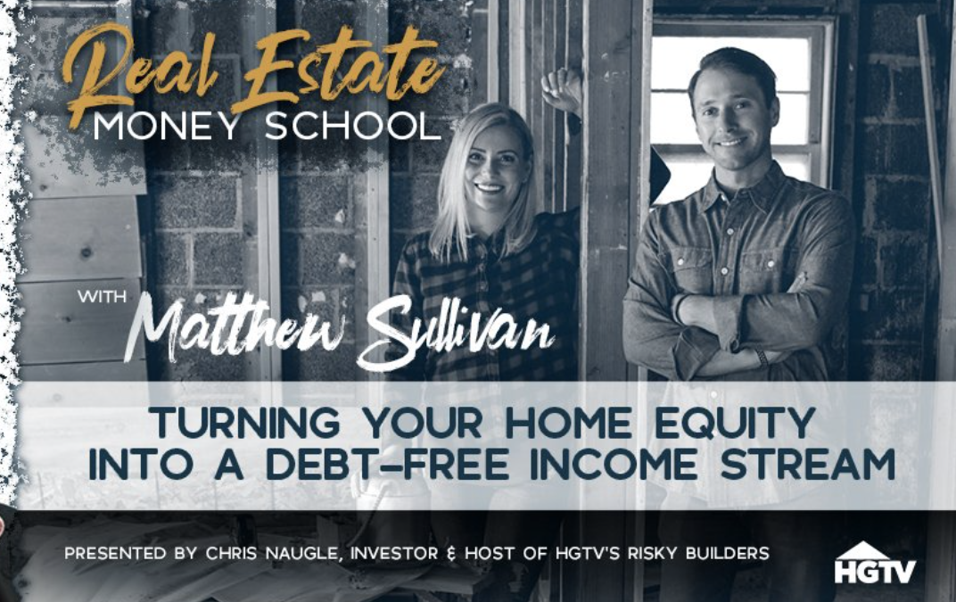 Matthew Sullivan interviewed by Chris Naugle's Real Estate Money School