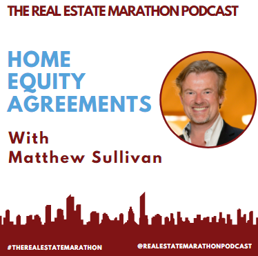 Mike Moe and Larry Fiero from the Real Estate Marathon podcast interview Matthew Sullivan