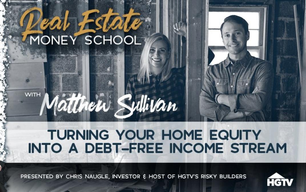 Matthew Sullivan interviewed by Chris Naugle's Real Estate Money School