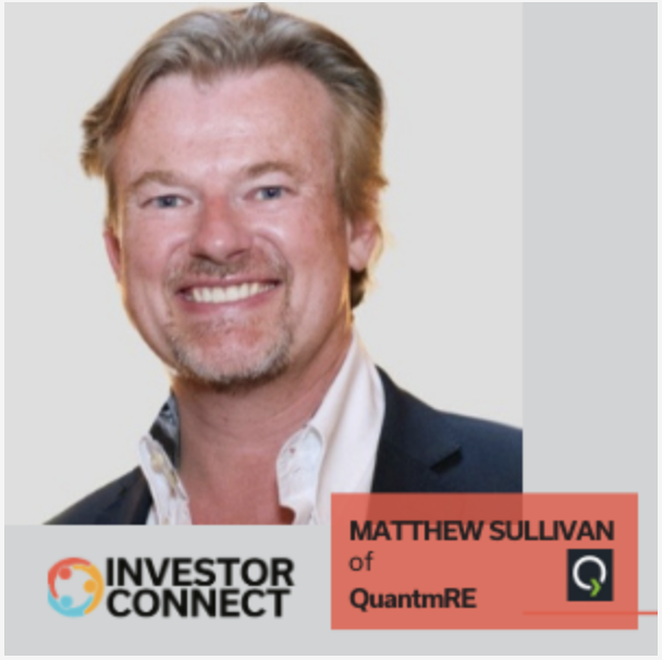 Hall T. Martin from the Investor Connect Podcast interviews Matthew Sullivan