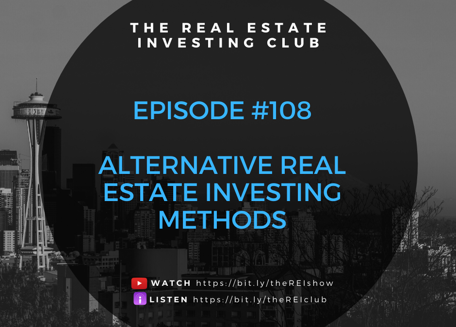 Gabe Petersen from the Real Estate Investing Club Podcast interviews Matthew Sullivan, CEO of QuantmRE